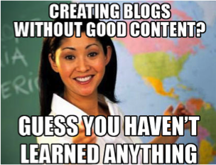 Top 4 Blogging Tips [Guest Blog]